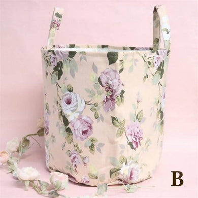 Romantic Princess (Romapri) Flower Laundry Bag – Pattern B