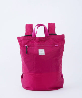 ANELLO Pokepa Tote Bag Backpack – Pink