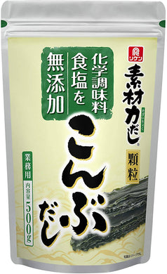 Riken Kombu Dashi (Japanese Soup Stock) – No Chemical Additives or Extra Salt Added – 500 g