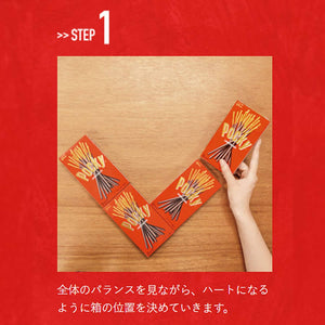 GLICO Chunky Strawberry Pocky – 10 Boxes x 2 Bags