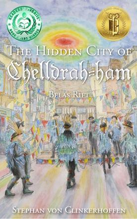 The Hidden City of Chelldrah-ham: Belas Rift (Hardcover) (All Titles Ship After Release Date)