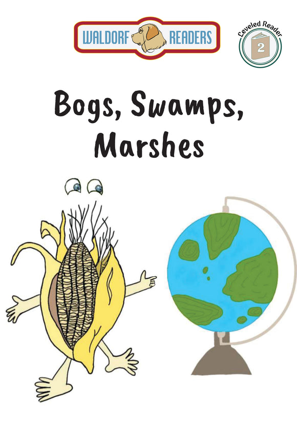 Bogs/Swamps/Marshes (All Titles Ship After Release Date)