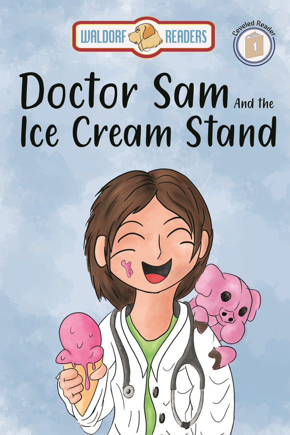 Doctor Sam and the Ice Cream Stand (All Titles Ship After Release Date)
