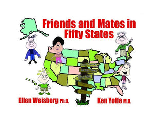 Friends and Mates in Fifty States (Hardcover) (All Titles Ship After Release Date)