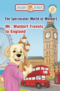 Mr. Waldorf Travels to the England (All Titles Ship After Release Date)
