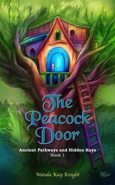 The Peacock Door: Ancient Pathways and Hidden Keys (Hardcover) (All Titles Ship After Release Date)