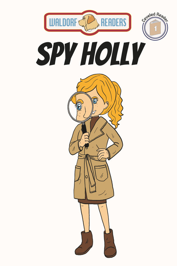 Spy Holly and the Missing Cookies (All Titles Ship After Release Date)