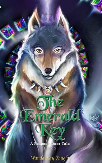 The Emerald Key: A Peacock Door Tale Book Two (Hardcover) (All Titles Ship After Release Date)