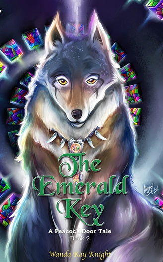 The Emerald Key: A Peacock Door Tale Book Two