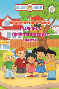 Planning a Surprise Birthday Party (All Titles Ship After Release Date)