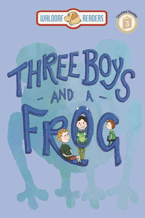 Three Boys and a Frog (All Titles Ship After Release Date)