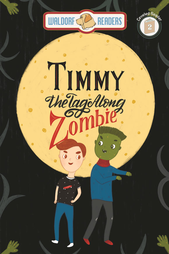 Timmy the Tag-Along Zombie (All Titles Ship After Release Date)