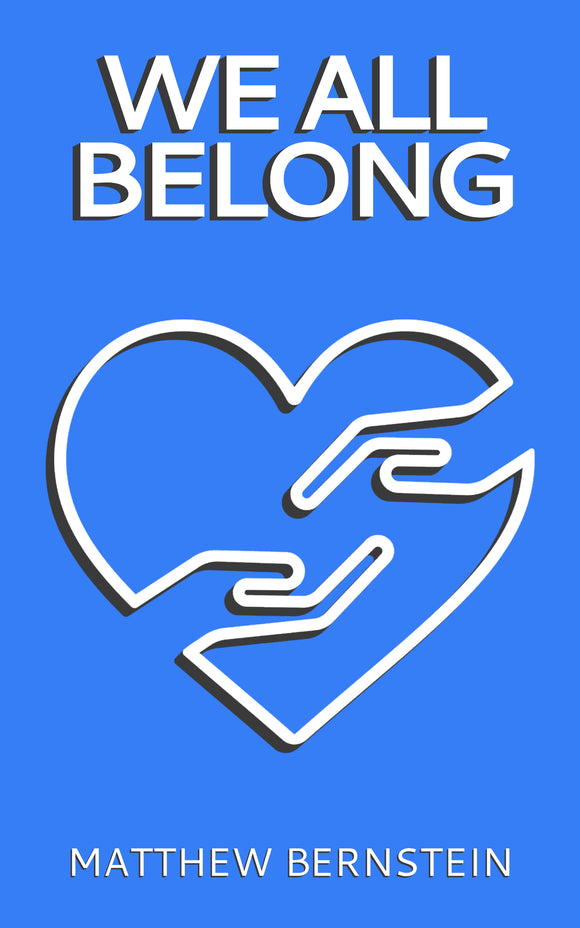 We All Belong (All Titles Ship After Release Date)