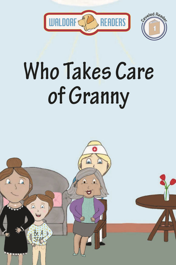 Who Takes Care of Granny? (All Titles Ship After Release Date)