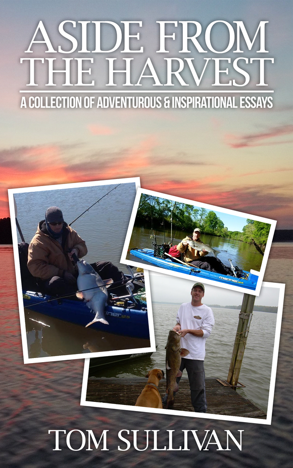 Aside from the Harvest: A Collection of Adventurous & Inspirational Essays