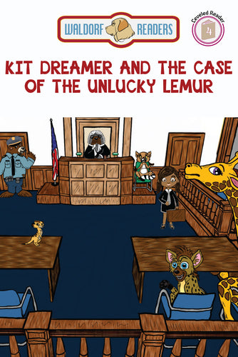 Kit Dreamer and the Case of the Unlucky Lemur (Leveled Reader) (All Titles Ship After Release Date)