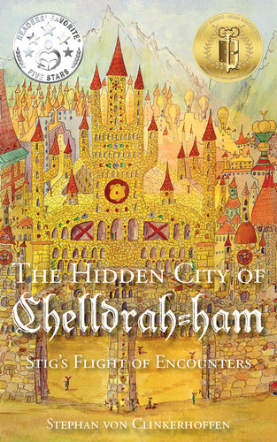 Stig's Flight of Encounters - The Hidden City of Chelldrah-ham