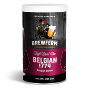 Belgian 1774 - Craft Homebrew Beer Mix for 15 L / 507 fl.oz-Beer Kit-Brewferm