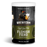 Flemish Fiend - Homebrew Craft Beer Mix 12 L / 406 fl.oz-Beer Kit-Brewferm