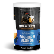 Bighorn Blonde - Craft Homebrew Beer Mix for 9 L / 304 fl.oz-Beer Kit-Brewferm