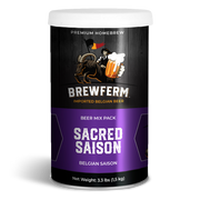 Homebrew Starter Kit - Sacred Saison Beer Mix