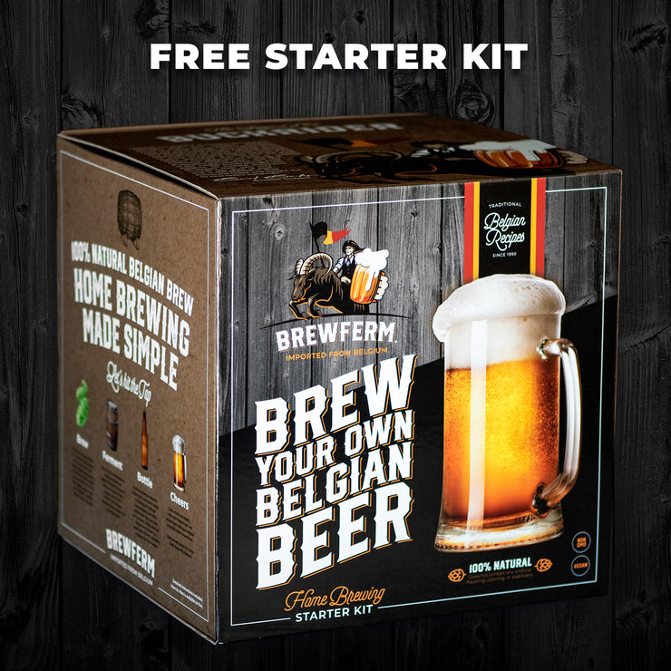 Quarterly Homebrew Mix Subscription Plan (+ Free Starter Kit)