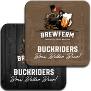 NEW - Premium Brewferm® Buckriders Belgian Home Brewing Craft Beer Kit - Wicked Wheat