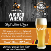 Wholesale Wicked Wheat - Case Pack 6 Count