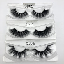 Load image into Gallery viewer, 30 pairs no box Mikiwi Eyelashes 3D Mink Lashes Handmade Dramatic Lashes 32 styles cruelty free mink lashes