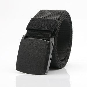 Men And Women Leather  Automatic buckle belt