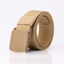 Load image into Gallery viewer, Men And Women Leather  Automatic buckle belt