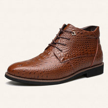 Load image into Gallery viewer, Male Business Office Formal Leather Shoes