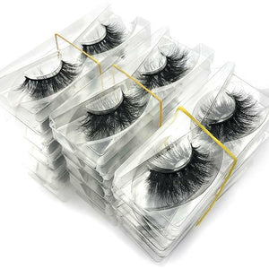 30 pairs no box Mikiwi Eyelashes 3D Mink Lashes Handmade Dramatic Lashes 32 styles cruelty free mink lashes