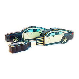 LAPD Squad Car Flash Drive