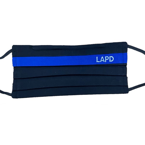 LAPD Facemask - Child/ Youth