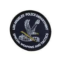 LAPD SWAT Team Patch