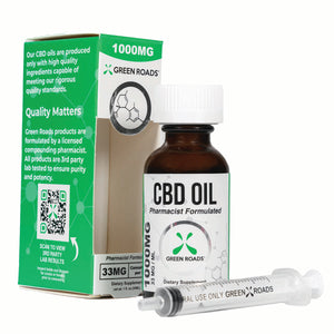 Oil Tincture-1000mg