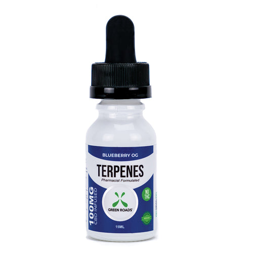 Terpenes Oil- BlueBerry OG-100mg