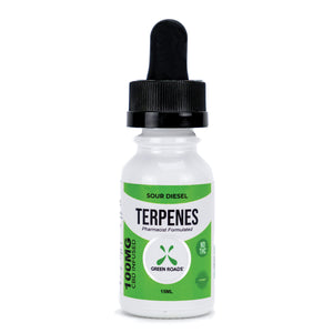 Terpenes Oil- Sour Deisel-300mg