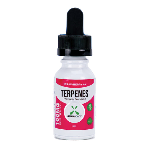 Terpenes Oil- Strawberry AK-100mg