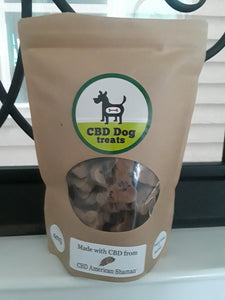 CBD Dog Treats Gourmet Peanut Butter & Blueberry 4mg