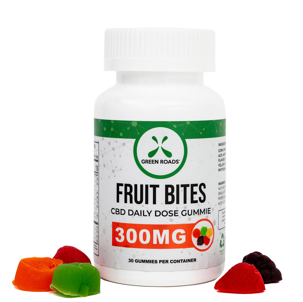 300mg Fruit Bites (30 day)
