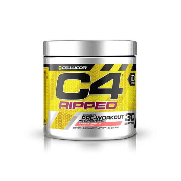 C4 RIPPED - CHERRY LIMEADE FLAVOR | GYMSUPPLEMENTSUS.COM