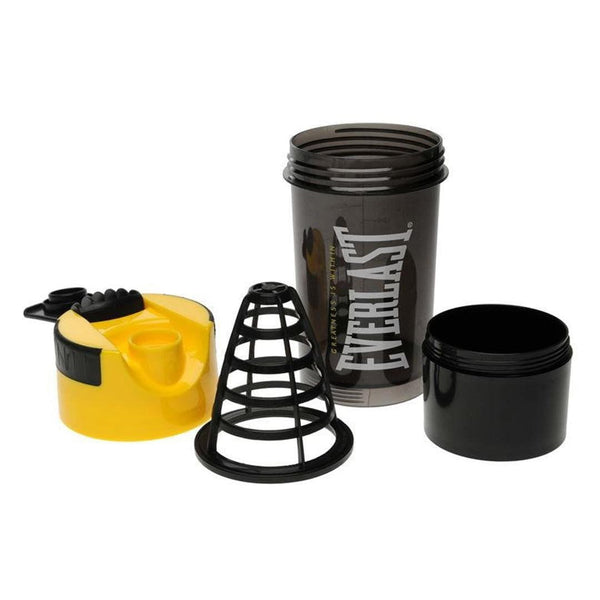 CYCLONE SHAKER BOTTLE - 3 PART | GYM SUPPLEMENTS U.S | GYMSUPPLEMENTSUS.COM