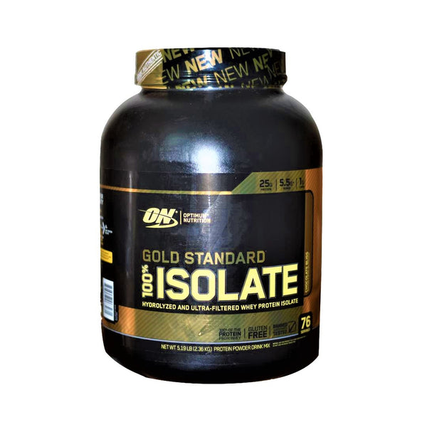 GOLD STANDARD 100% ISOLATE | 5.19 LBS | GYM SUPPLEMENTS U.S