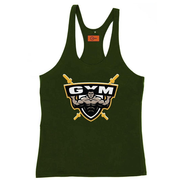 GYM CLASSIC STRINGER - GYM SUPPLEMENTS U.S