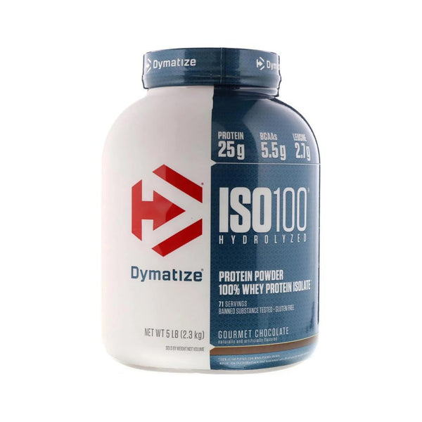 ISO100 HYDROLYZED | GOURMET CHOCOLATE |  GYM SUPPLEMENTS U.S