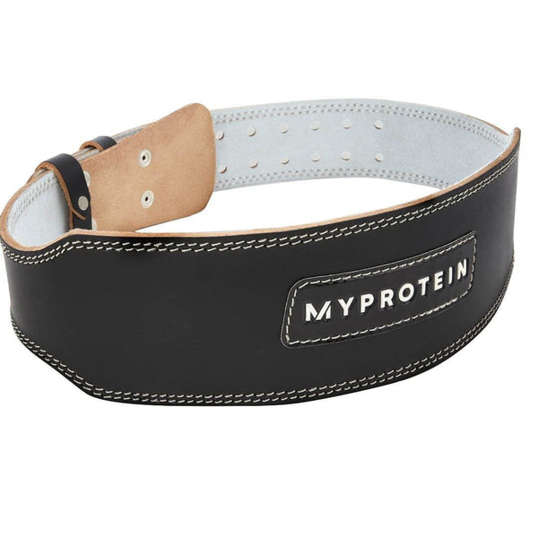 LEATHER LIFTING BELT - GYM SUPPLEMENTS U.S