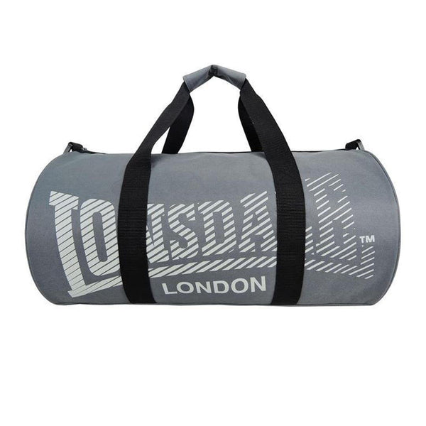 Lonsdale Sports Barrel Bag | Gym Supplements & Accessories | GYM SUPPLEMENTS U.S