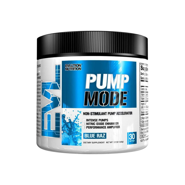 PUMP MODE - GYM SUPPLEMENTS U.S